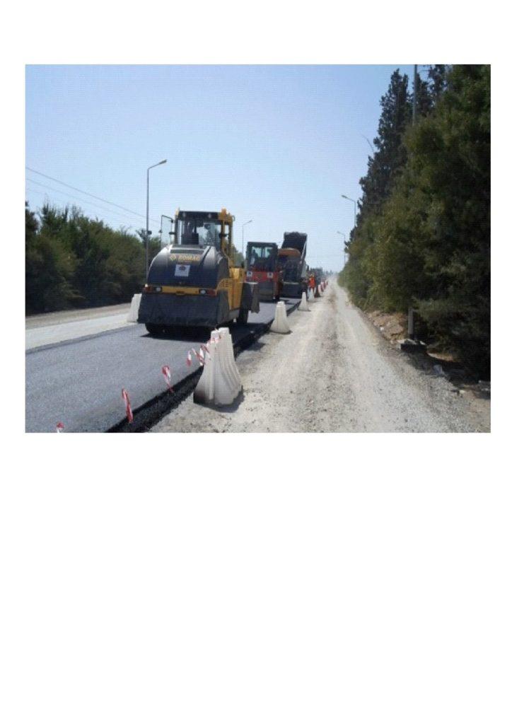 travaux routier
