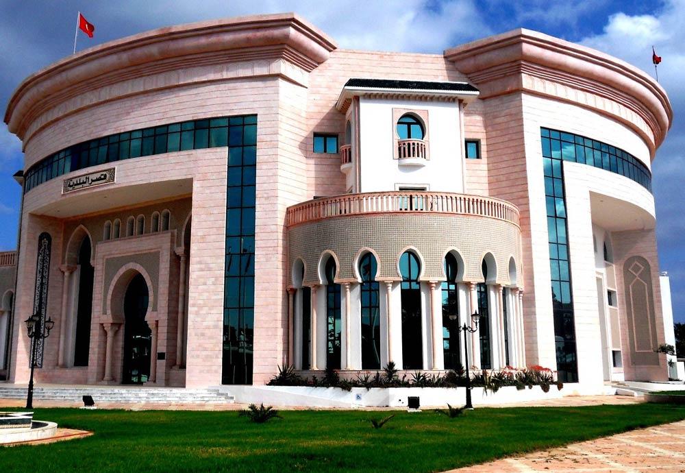 Site officiel de gouvernorat de nabeul l architecture for L architecture moderne